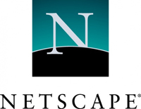 The Netscape logo