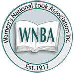 The logo for the Women's National Book Association