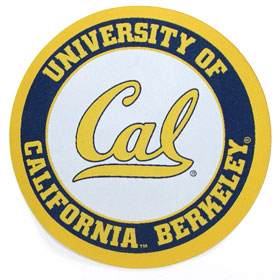 The University of California Berkeley logo