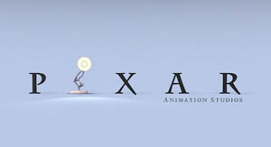 The Pixar logo