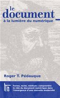The cover of Le Document a la Lumiere du Numerique