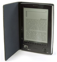 The Sony Reader PRS-500