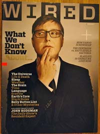 The February 2007 issue of Wired
