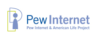 The Pew Internet and American Life Project logo