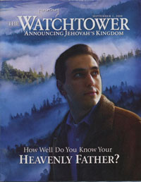 A cover of Watchtower