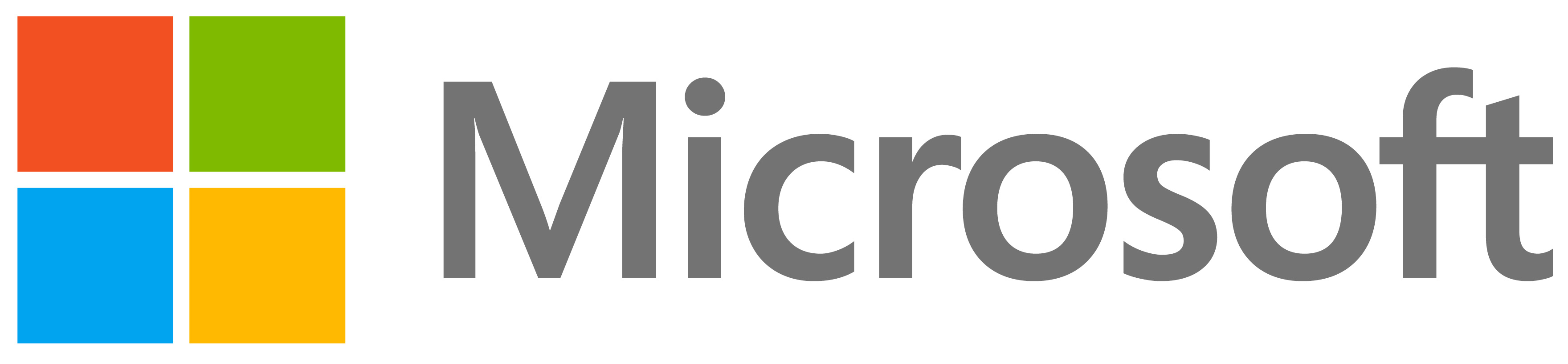 Software timeline historyofinformation the microsoft logo fandeluxe Image collections