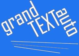 Grand Text Auto logo