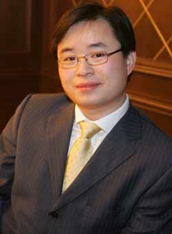 Author Hao Qun, known by the pen name Murong Xuecun
