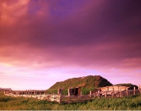 <p>The reconstructions of three Norse buildings are the focal point of this archaeological site, the earliest known European settlement in the New World. The archaeological remains at the site were declared a UNESCO World Heritage Site in 1978.</p>