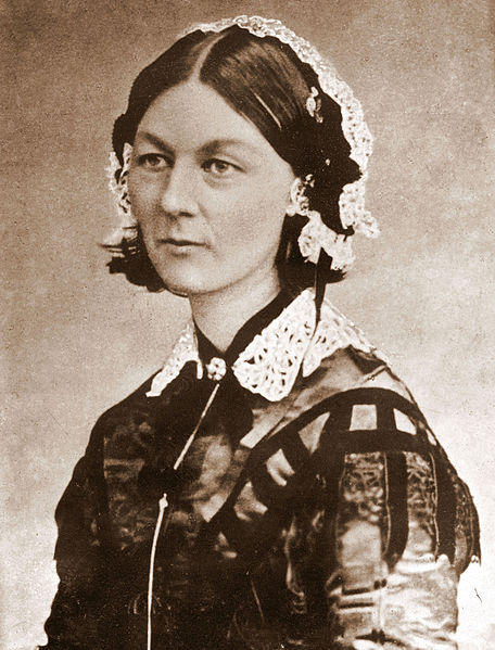 Florence Nightingales Rose Diagram 1858 January 1859