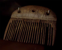 The Vimose Comb. (View Larger)